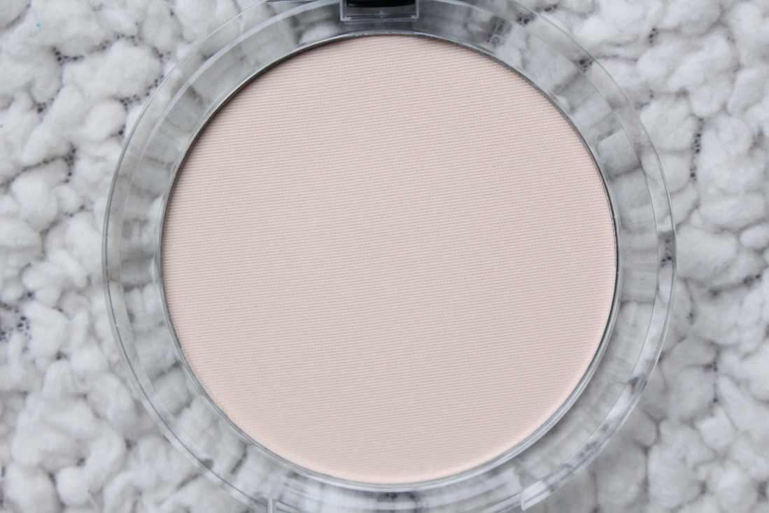 Catrice Prime and Fine Mattifying powder