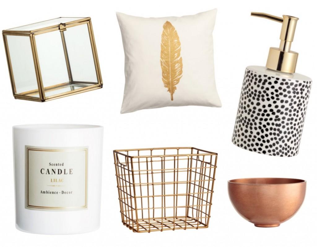 6 leuke decoratie items van H&M Home