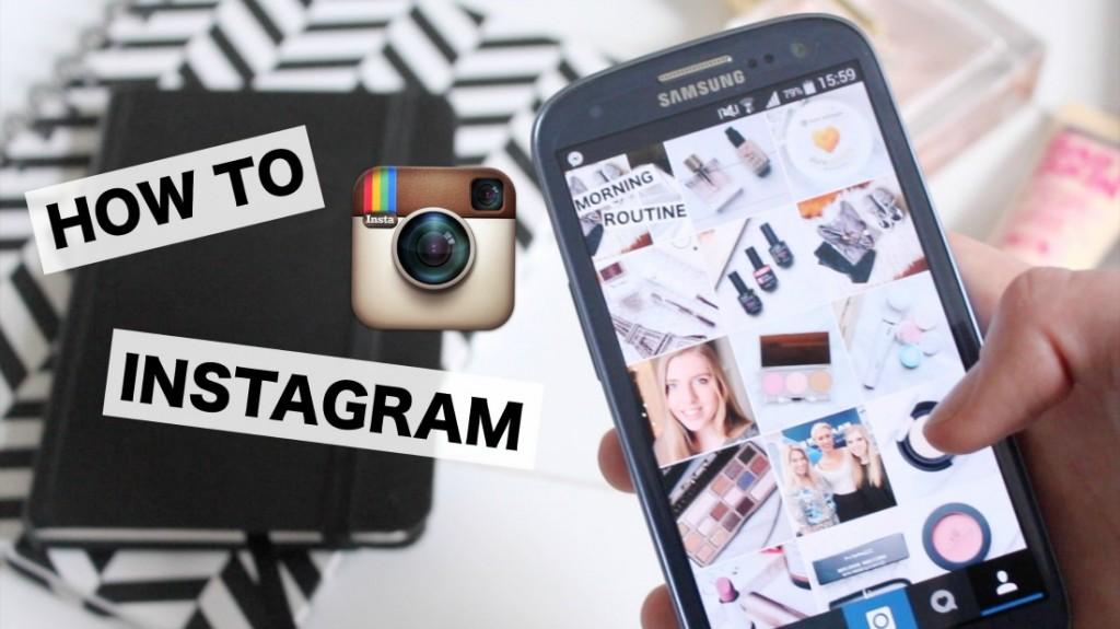 How to: instagram foto's maken en bewerken
