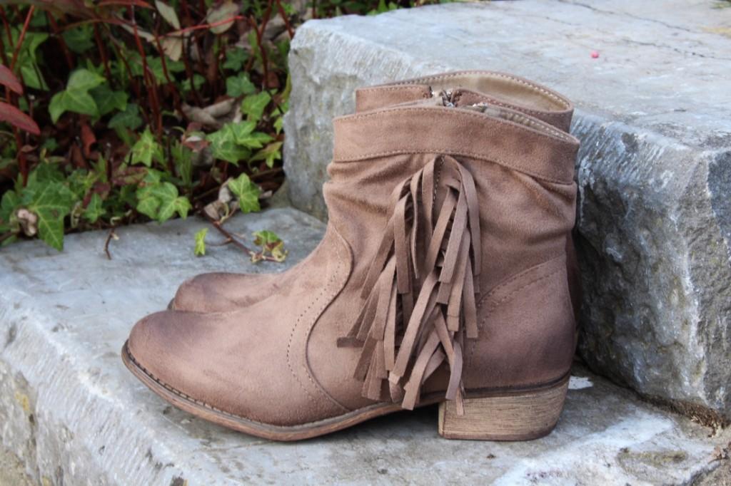 Nieuwe schoenen ZEB