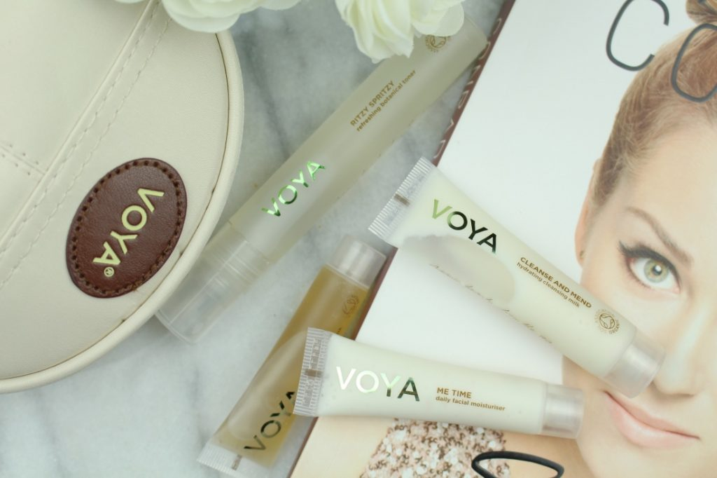 Voya Skincare Kit