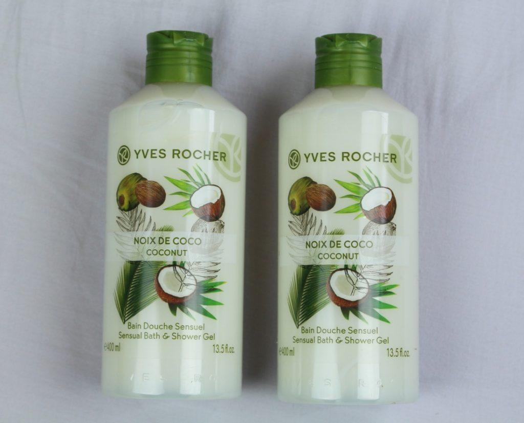 Yves Rocher Shoplog