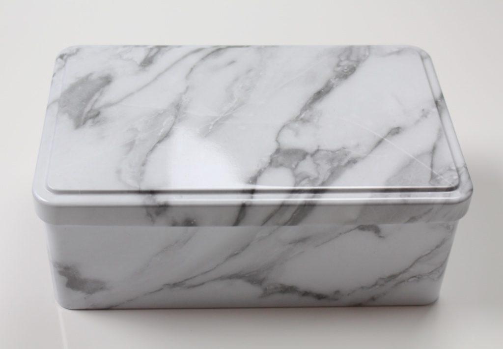 Marmeren items van Zeeman