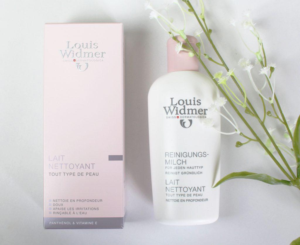 Louis Widmer reinigingsmelk