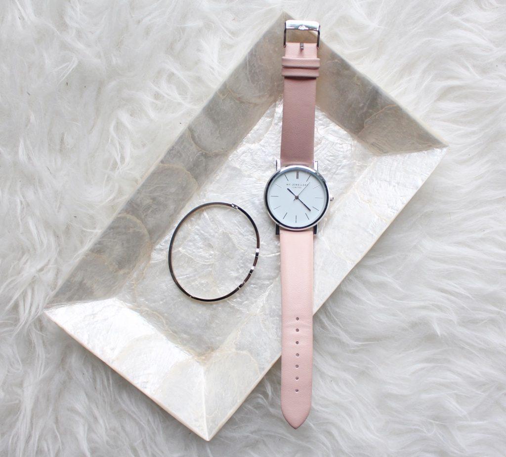 Nieuw horloge en armbandje van My Jewellery