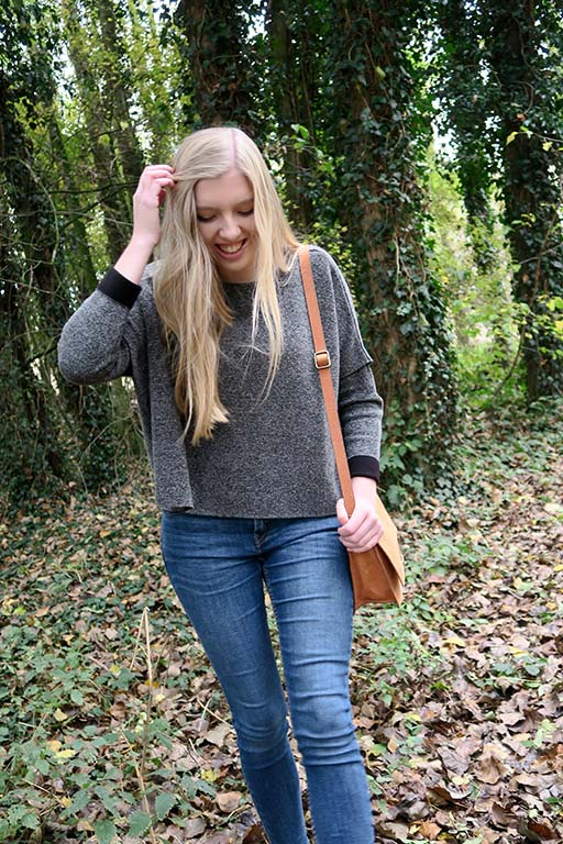 Comfortabele herfst outfit