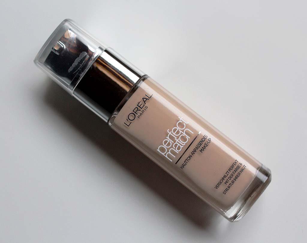 L'Oréal Perfect Match Foundation 1.5N Linen