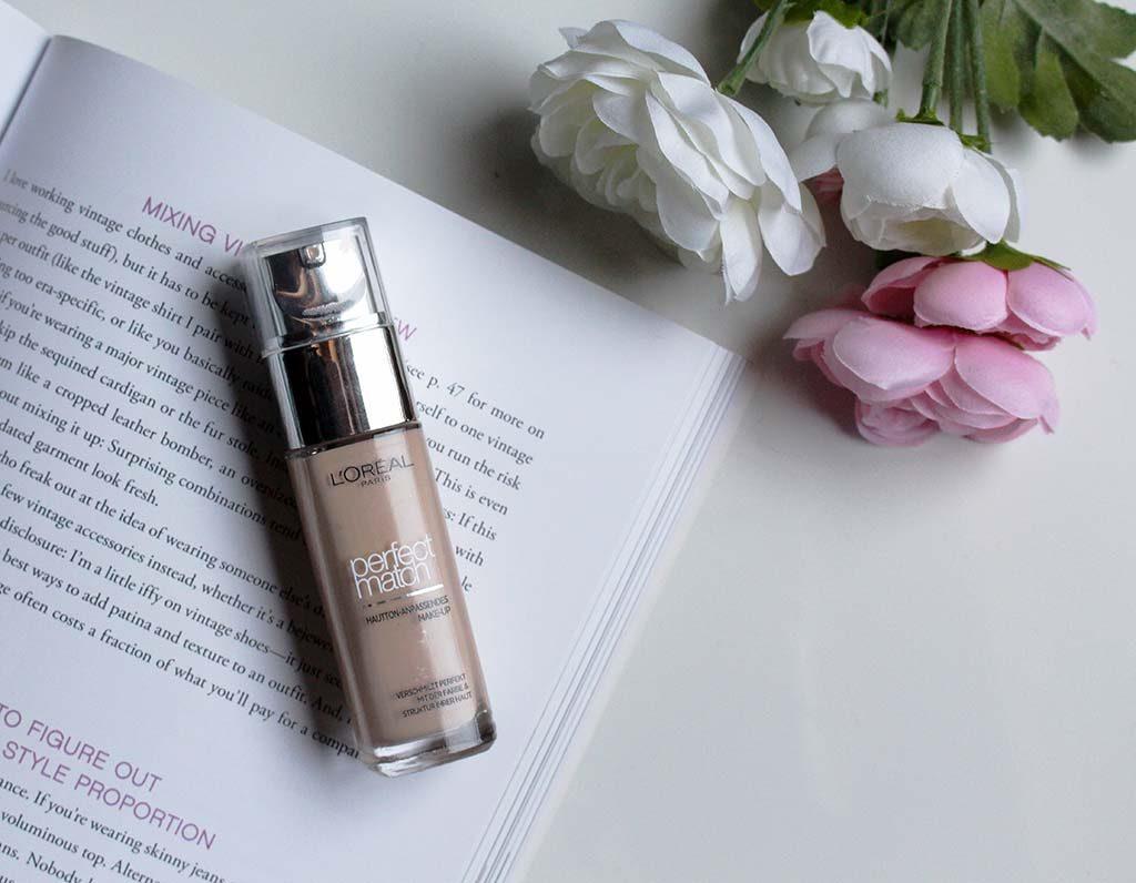 L'Oréal Accord Parfait Foundation 1.5N Linnen