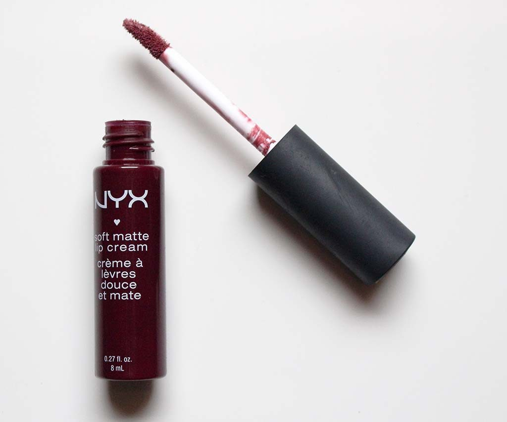 nyx soft matte lip cream copenhage