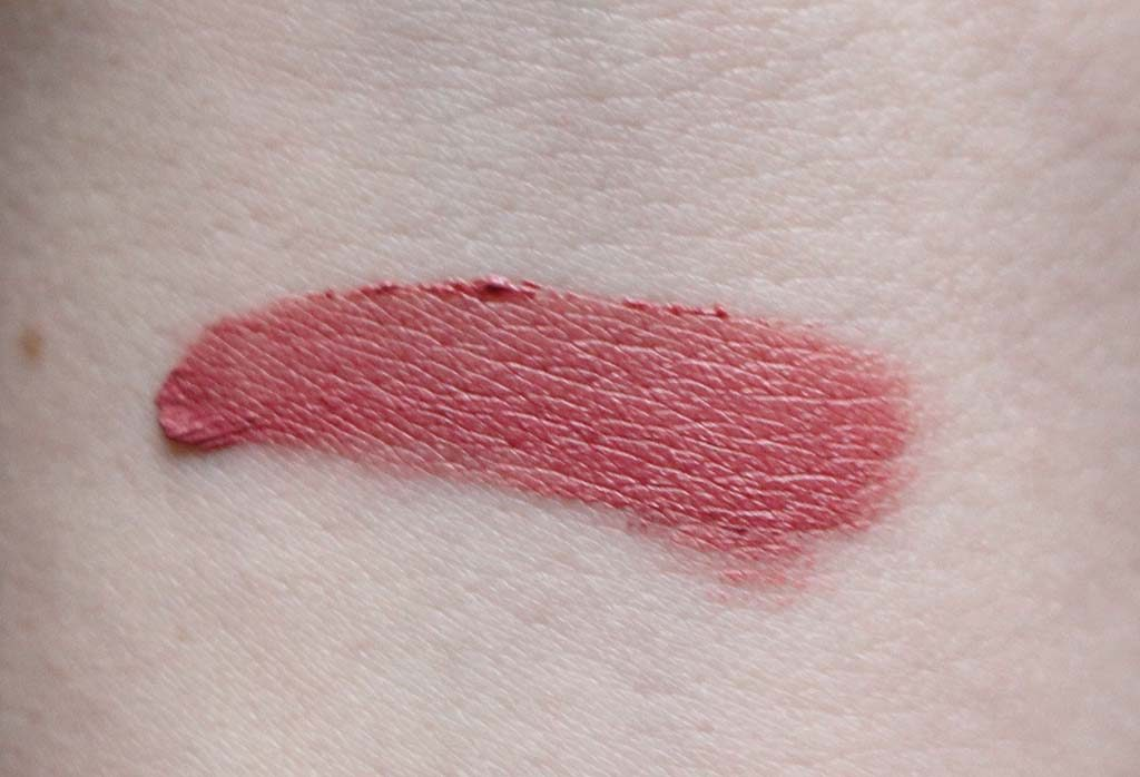 nyx soft matte lip cream cannes swatch