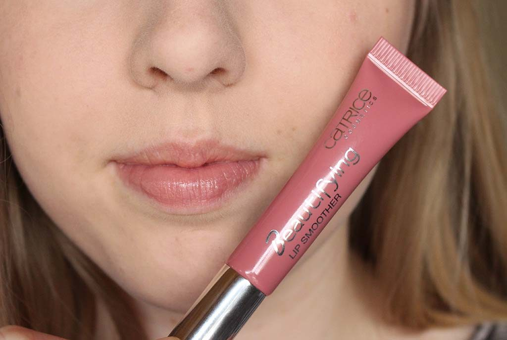 Catrice Beautyfying Lip Smoother Coffee to go 040