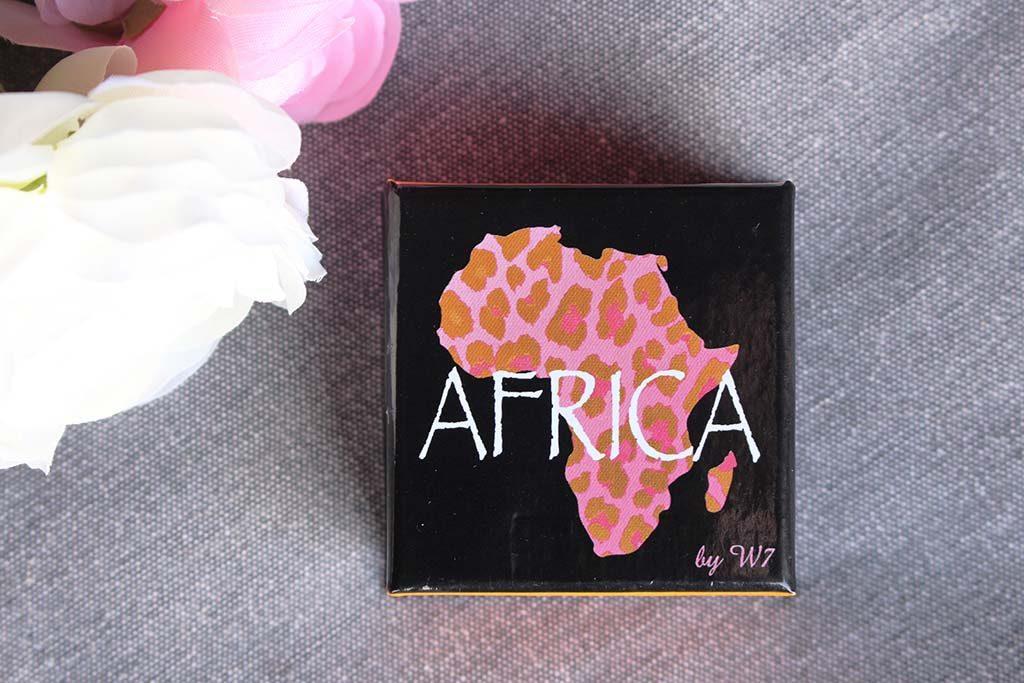 W7 Afrika Bronzing Powder