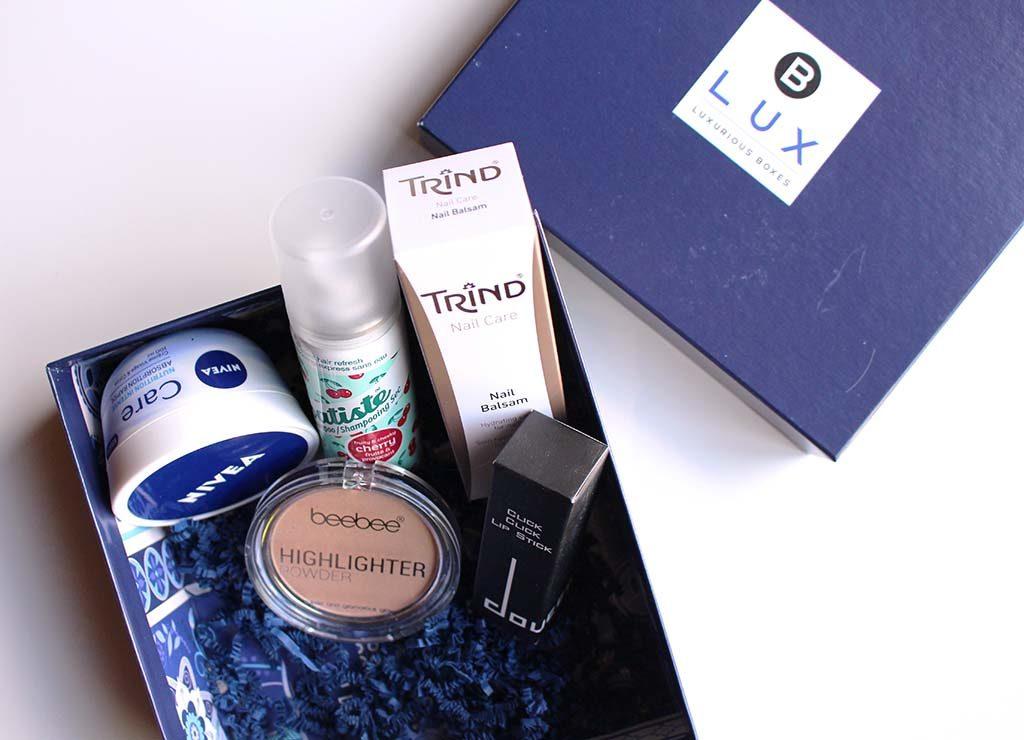 BLUX box eerste kennismaking