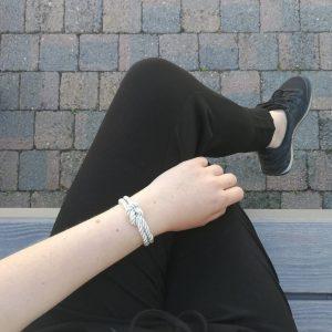 FASHION  Nog steeds heel blij met dit armbandjehellip