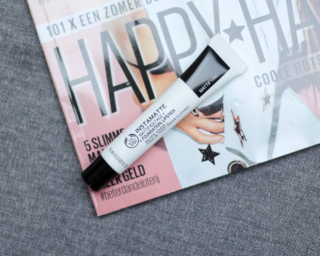Nieuwe make-up van The Body Shop