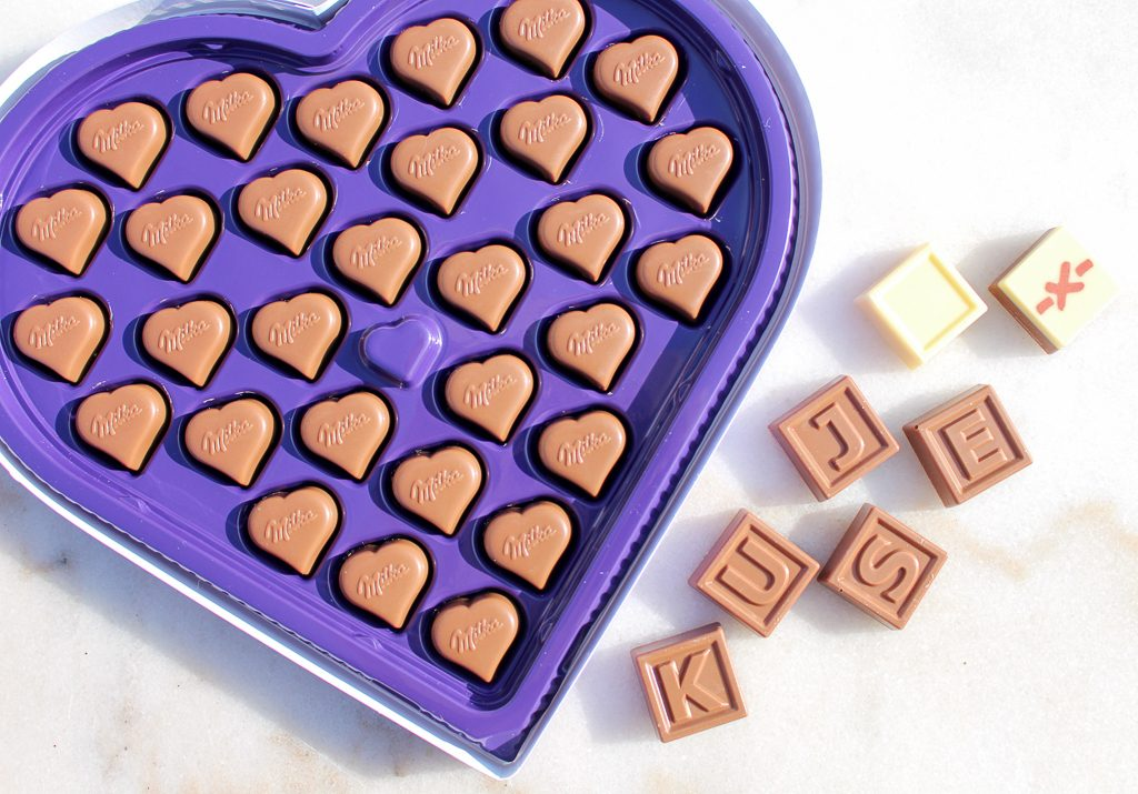 Verras eens iemand met chocolade + WINACTIE