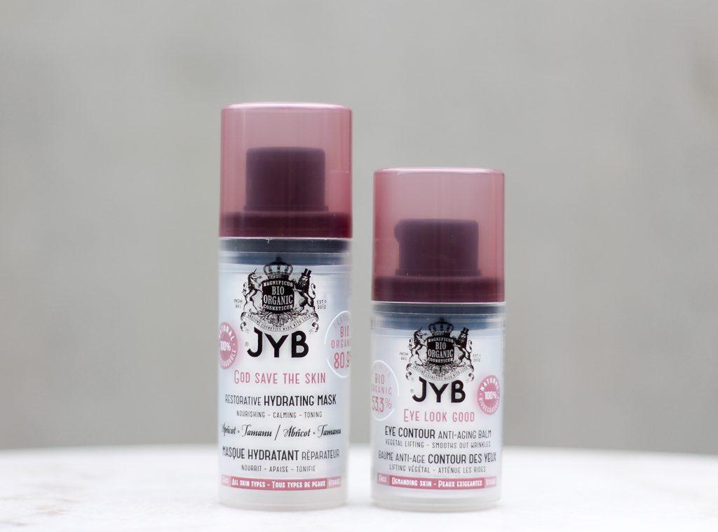 Maak kennis met het Belgische merk JYB Cosmetics