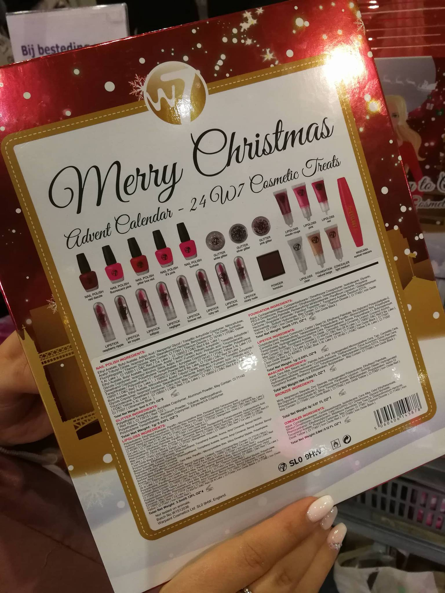 Dit is de goedkoopste beauty adventskalender van 2017!