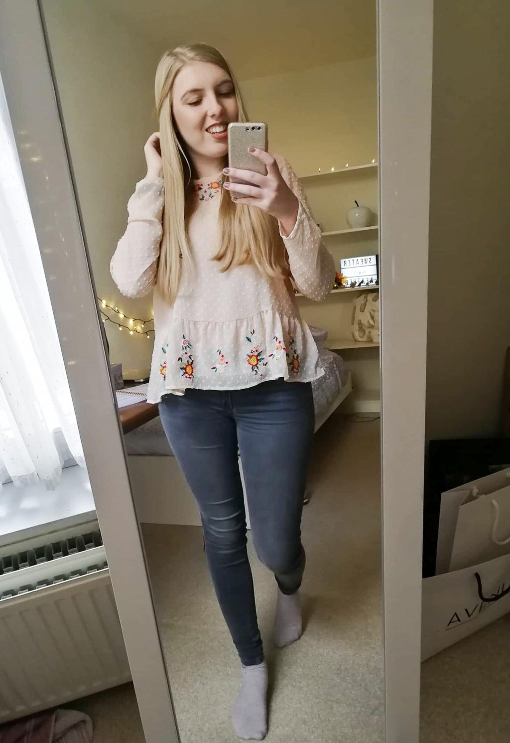 Mijn week in outfits