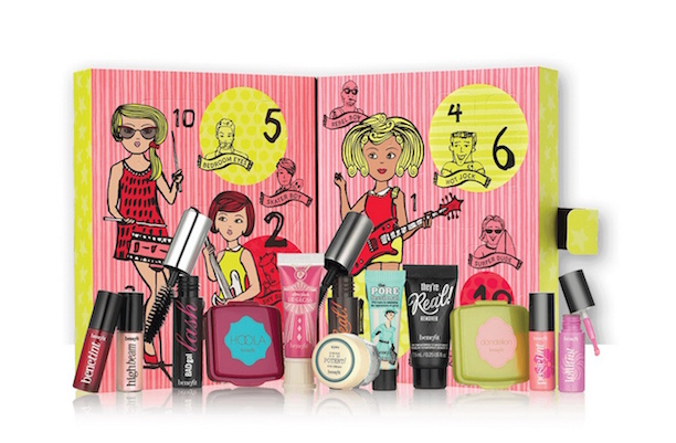 benefit adventskalender
