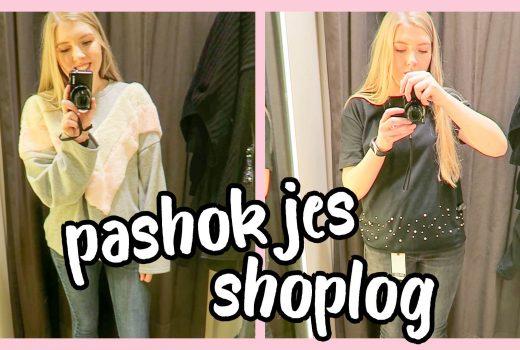 pashokjes shoplog