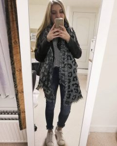 Favoriete outfit op dit moment ootd outfit fashion scarf fashionbloggerhellip