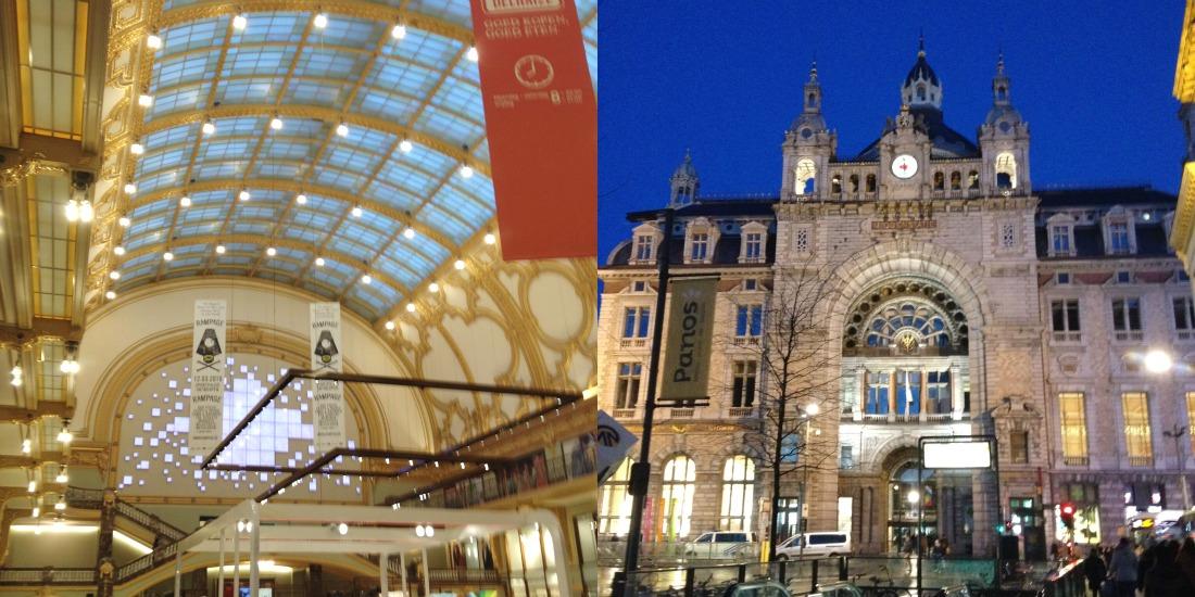 Shoppen in Antwerpen