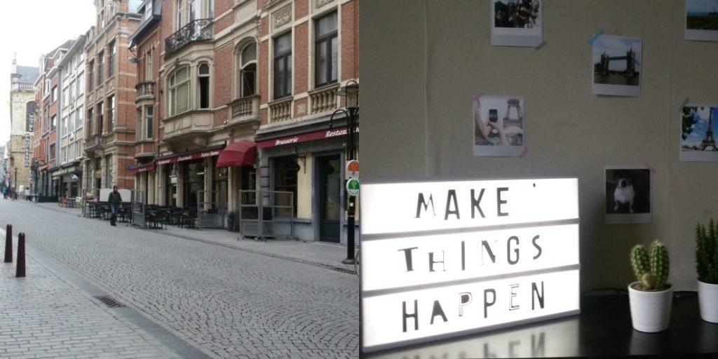 Shoppen in Leuven