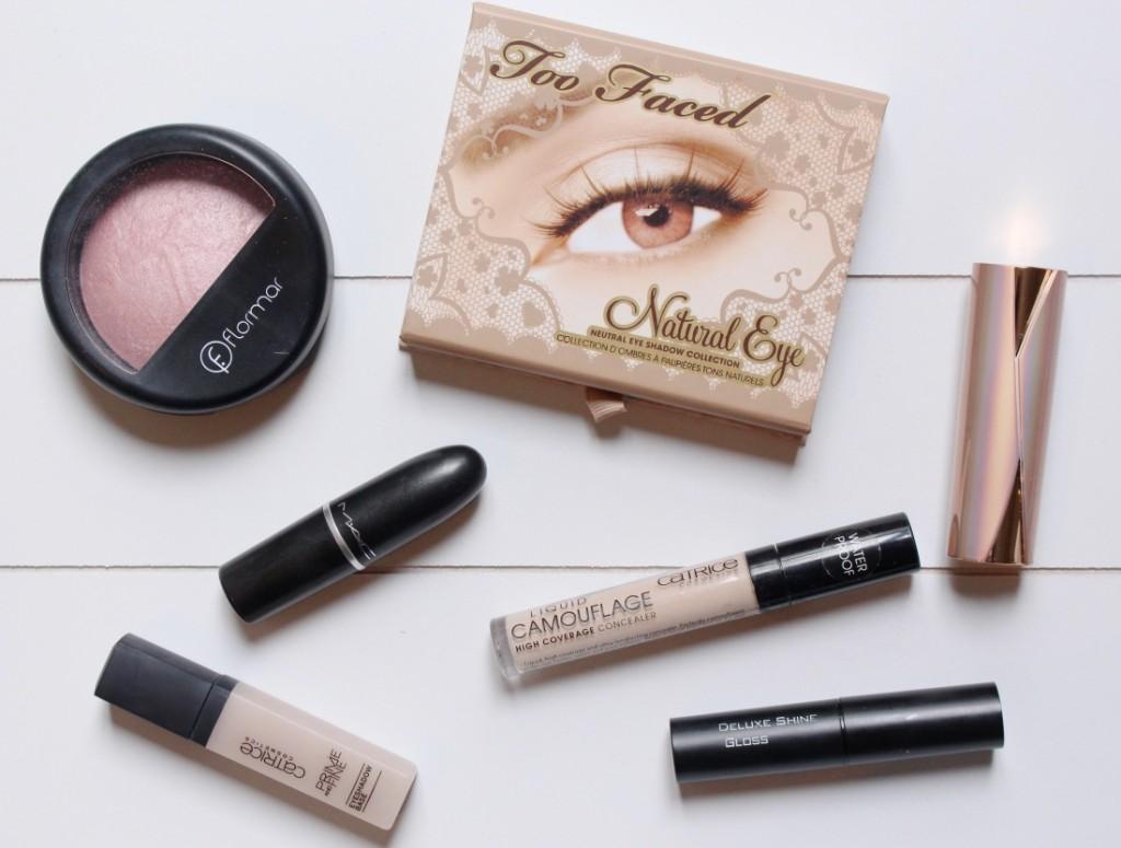 Top 5 favoriete make-up merken
