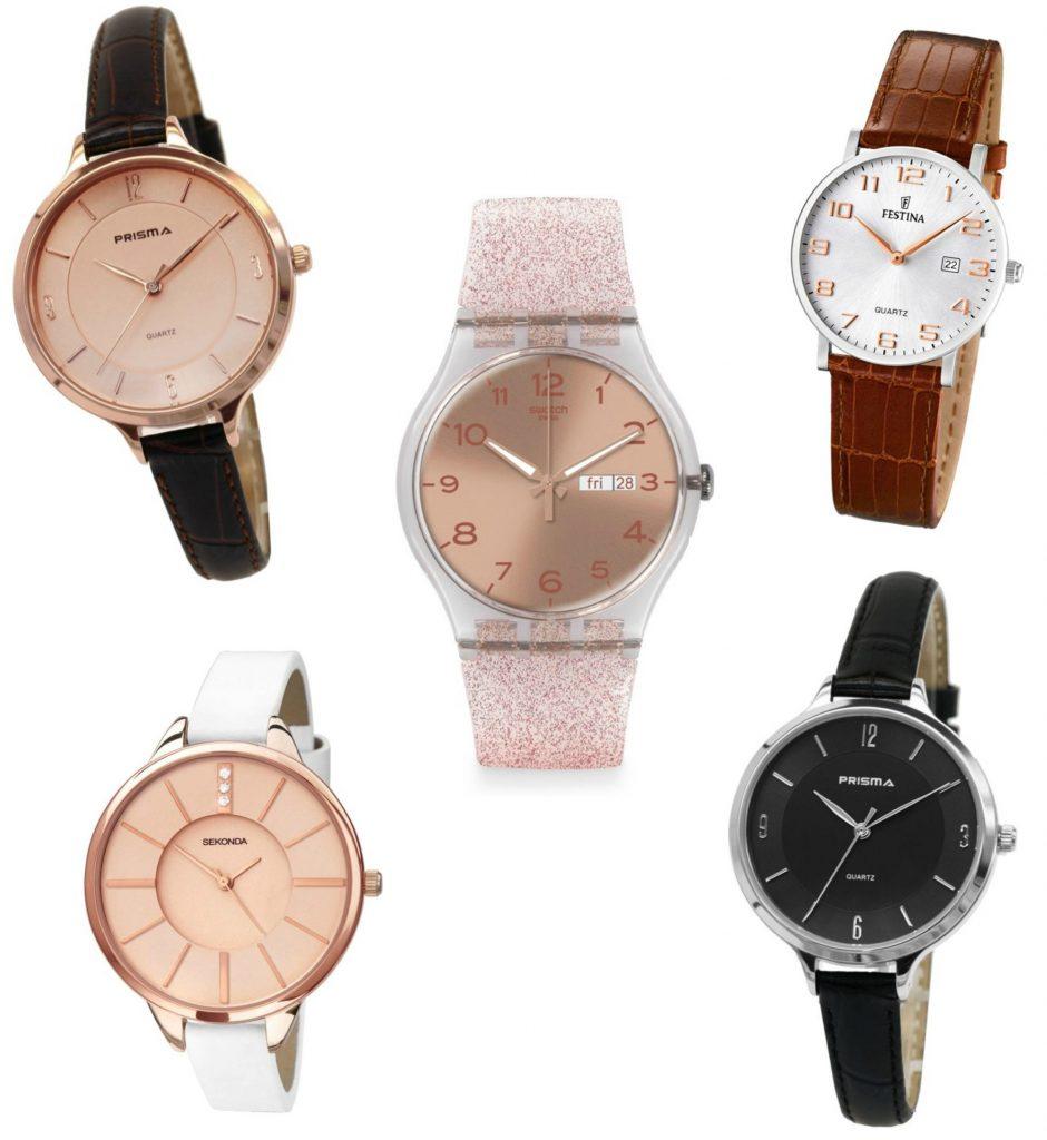 Horloge inspiratie onder 80 euro