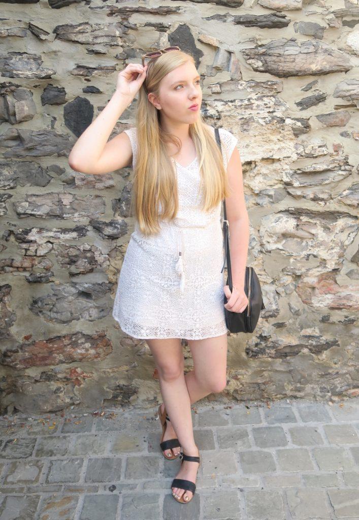 679ef4c88637cd Outfit met mijn nieuwe Polette zonnebril!