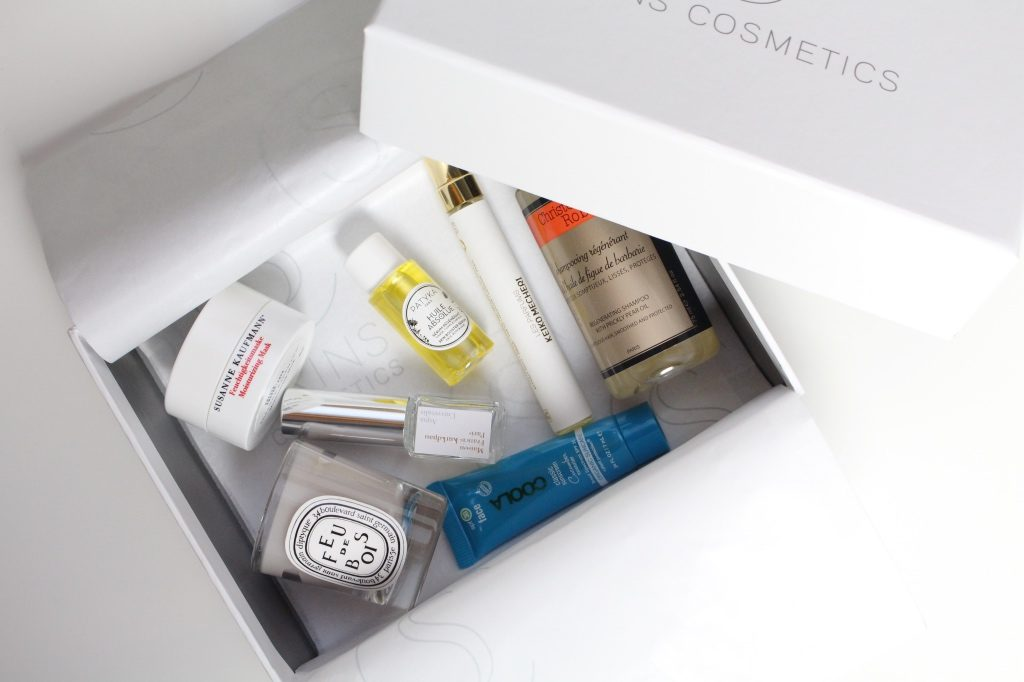 Skins Cosmetics Gent Discovery Box