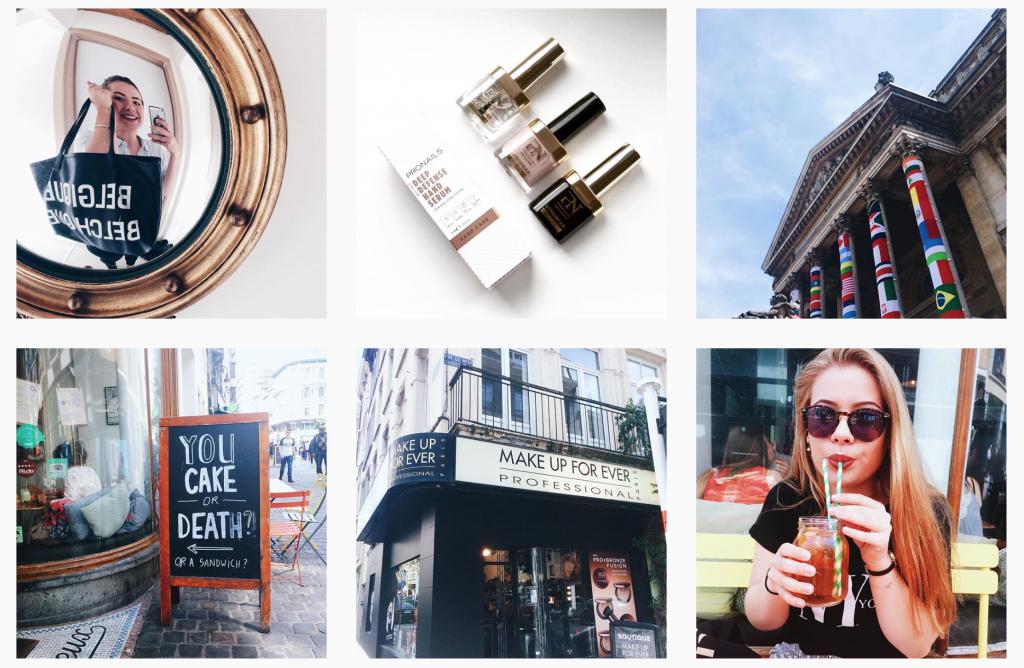 Instagram: mijn favoriete Belgische accounts