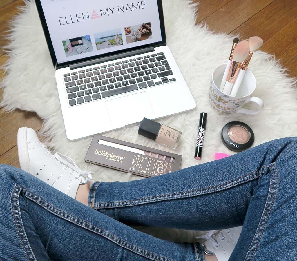 mijn kijk op beautybloggen is veranderd