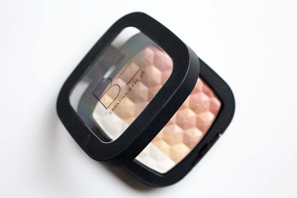 BE Creative Make Up Highlighting Powder Beige Gold