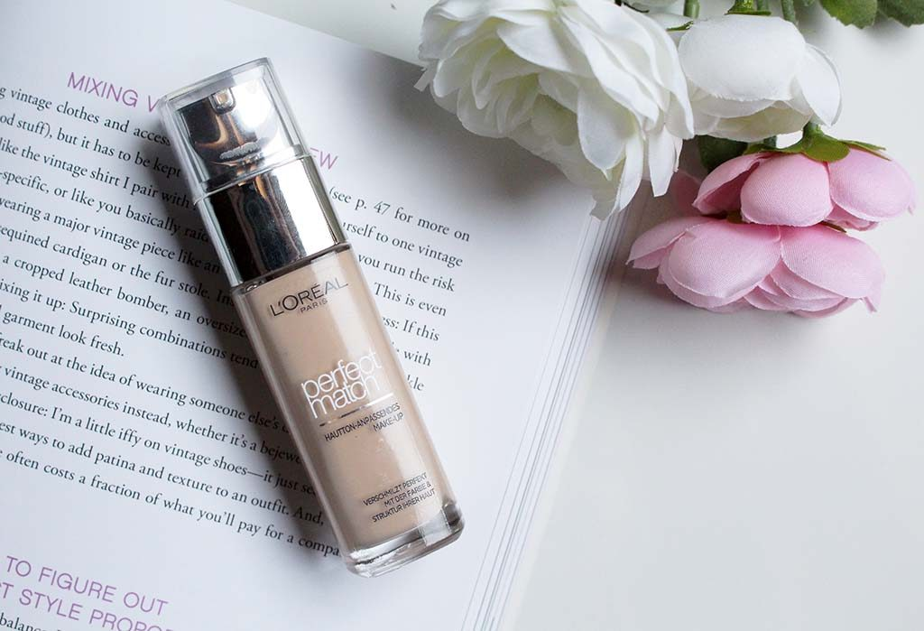 L'Oréal Perfect Match Foundation 1.5N Linen