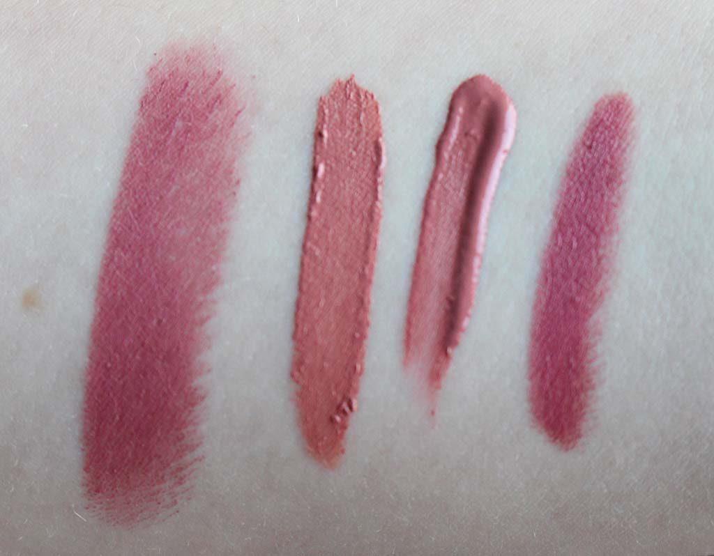 Matte lipsticks die ik ontzettend fijn vind