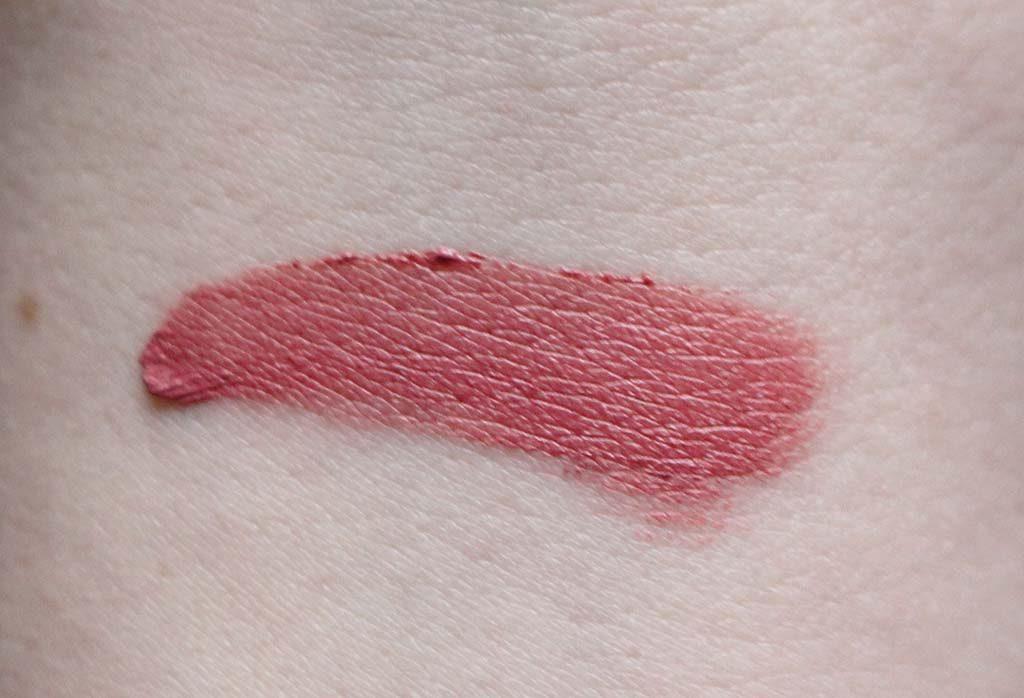 nyx soft matte lip cream cannes swatch