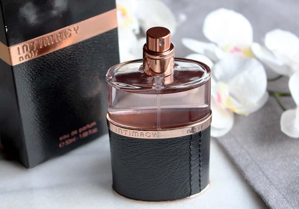 Intimacy Noir eau de parfum