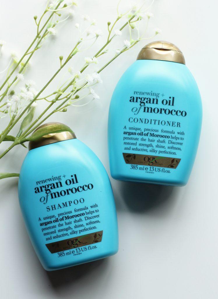 OGX Renewing argan oil of Morocco 6