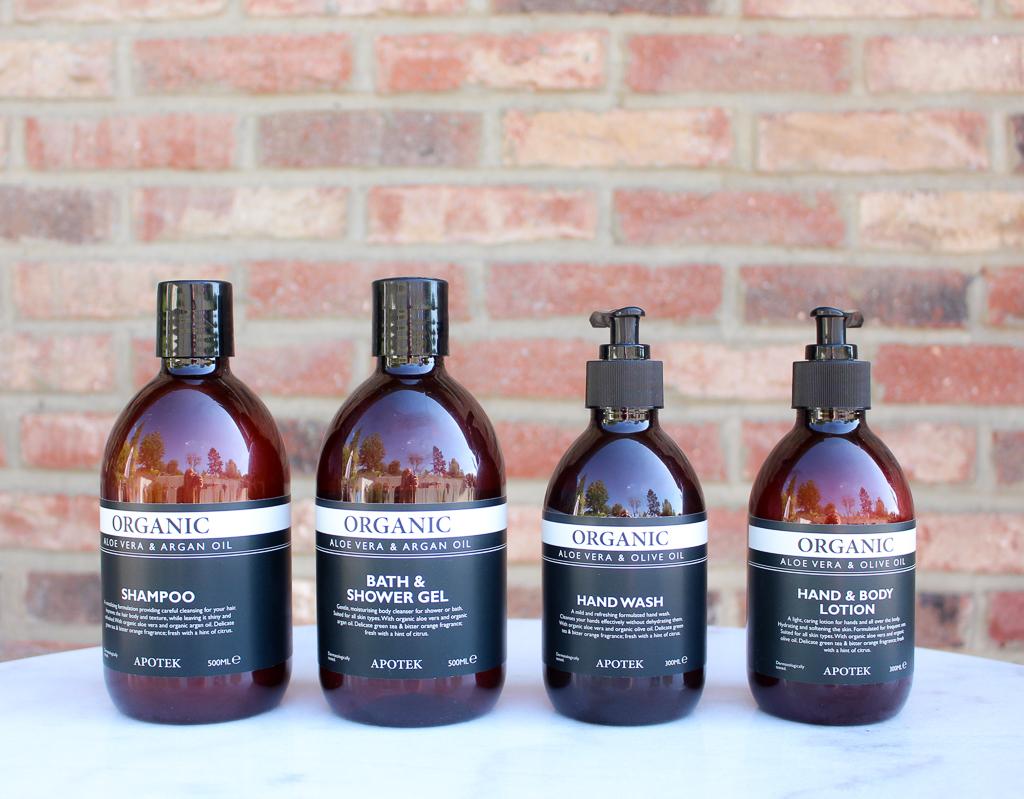 Nieuwe beautyproducten van Apotek Organic bij Action