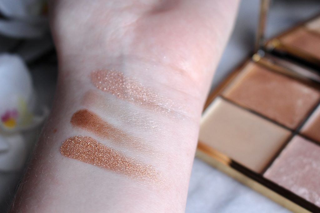 Sleek Cleopatra's Kiss Highlighting Palette