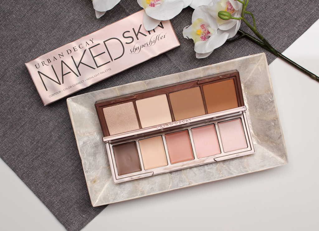 urban decay shapeshifter contour palette review ellenismyname. Black Bedroom Furniture Sets. Home Design Ideas