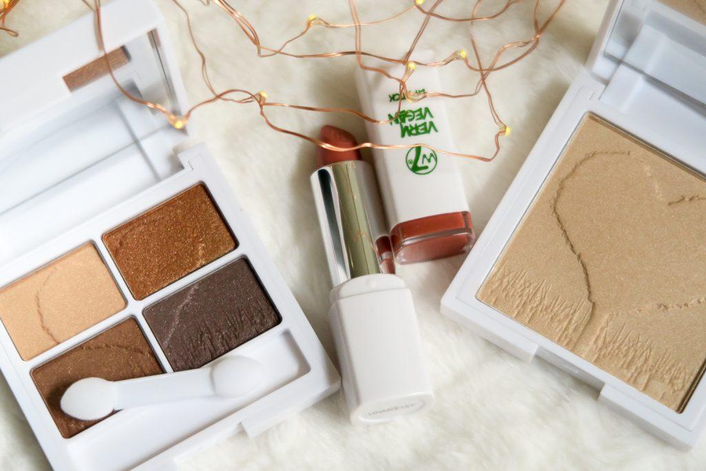 W7 very vegan make-up collectie