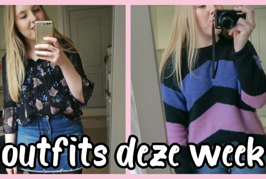 mijn week in outfits