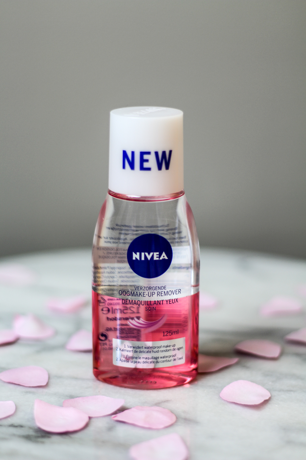 Roze verzorgingsproducten Nivea