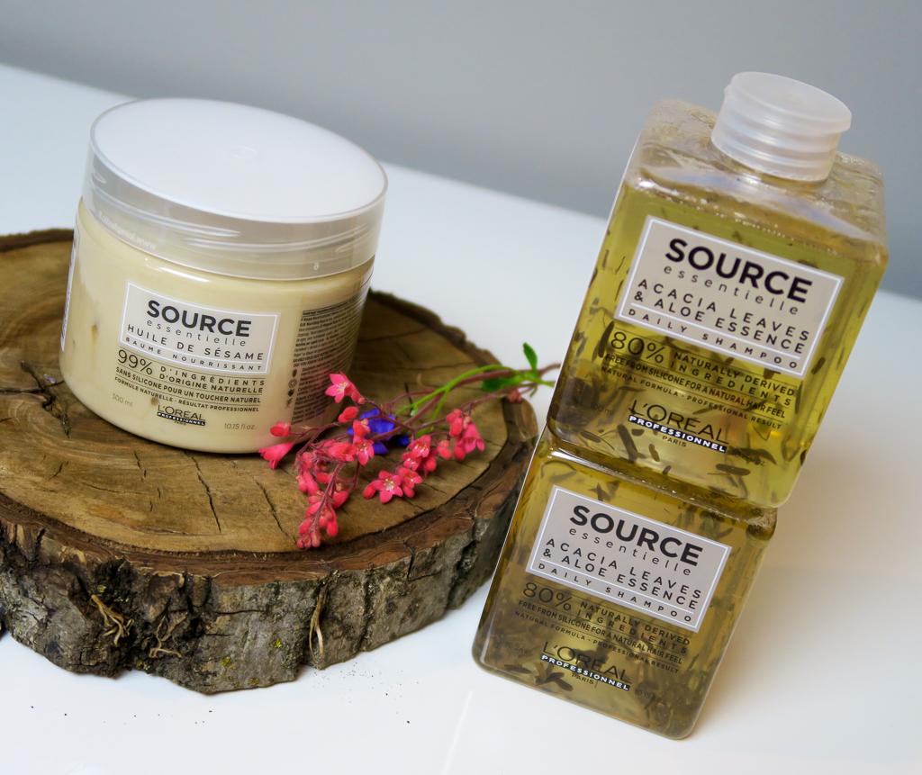 Source essentielle: vegan en natuurlijke haarverzorging