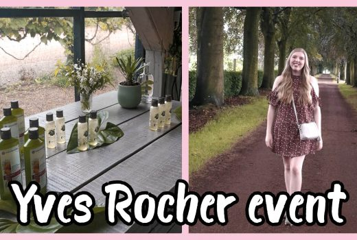 yves rocher event