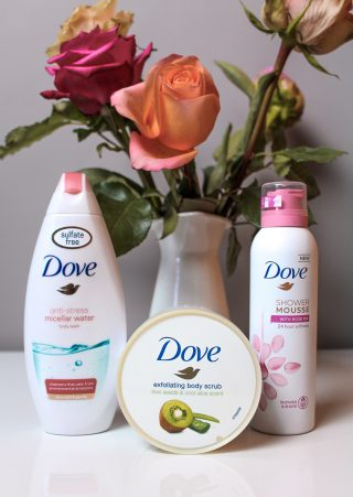 Zomerse musthaves van Dove
