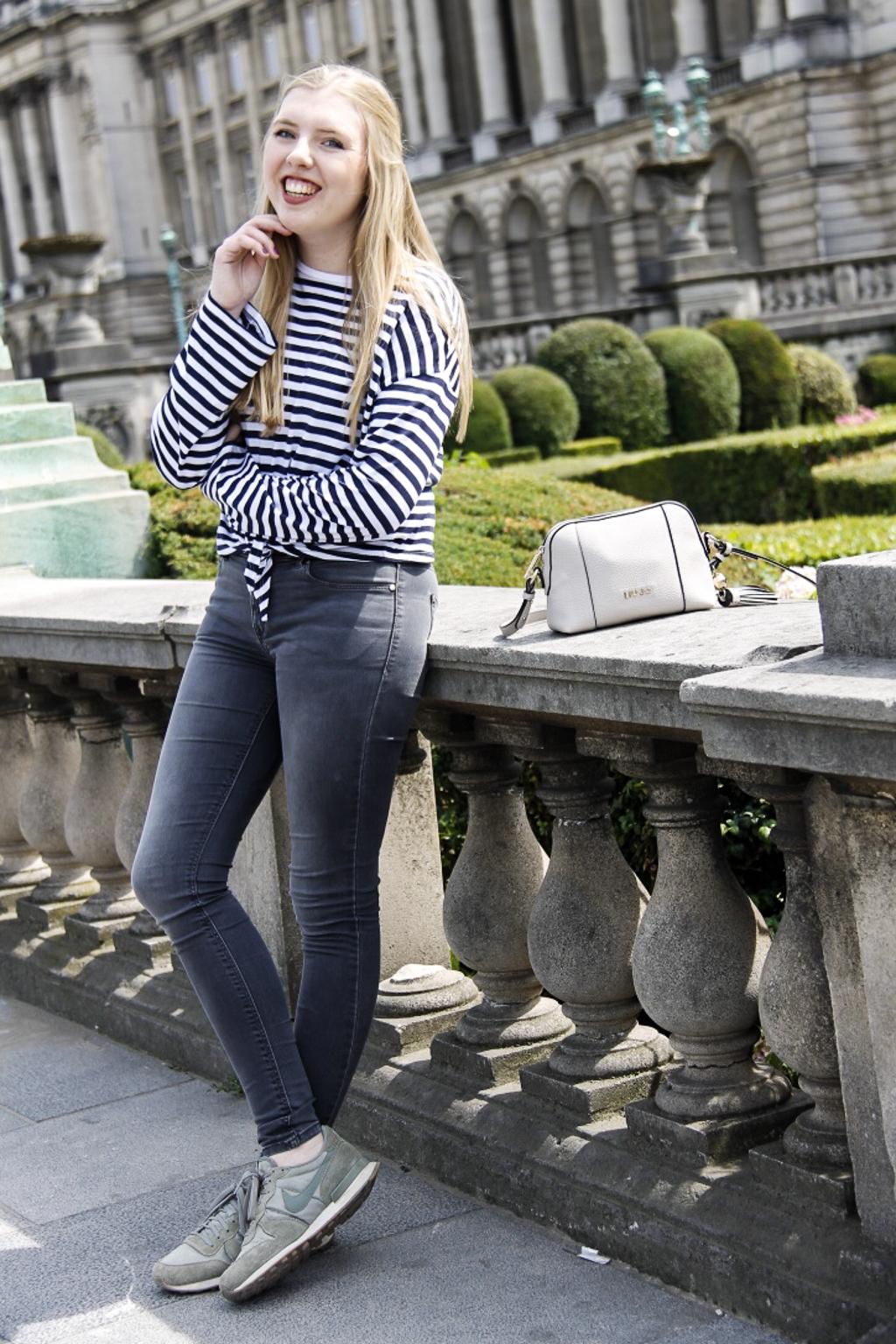 Outfit voor een dagje Brussel